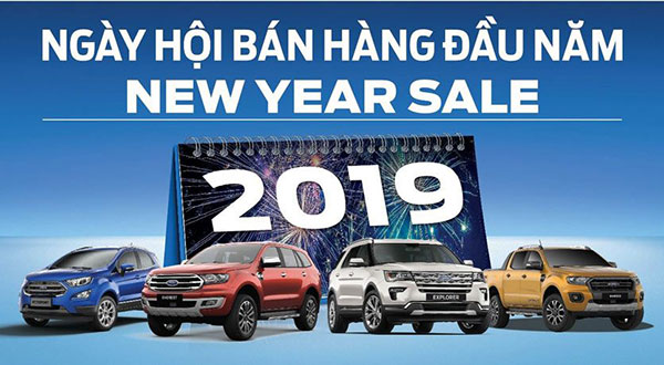 ngay hoi ban hang ford long bien 2019
